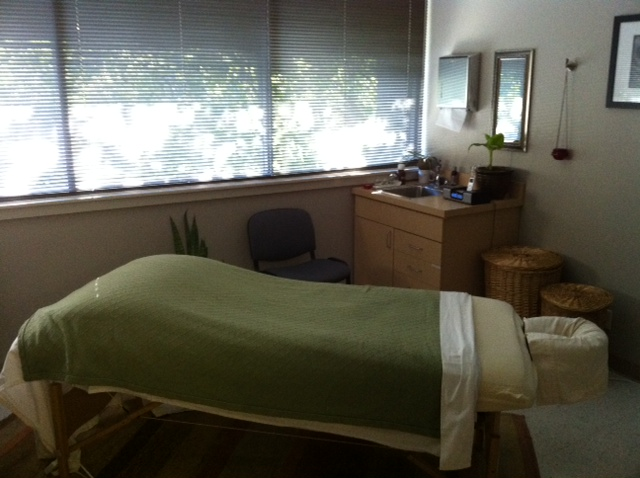 Pleasant Hill Massage Room