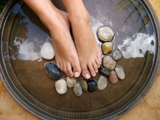 Foot & Leg Massage in Walnut Creek